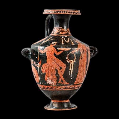 Hydria. Magna Grecia s. IV a. C._ArG.14