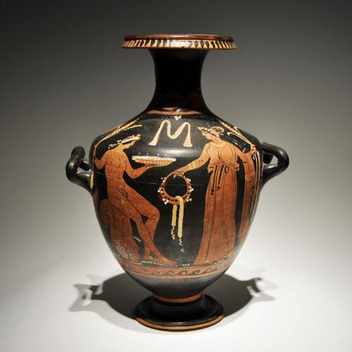 Hydria. Magna Grecia s. IV a. C._ArG.14a