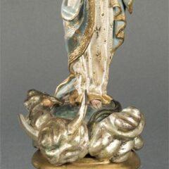 Inmaculada -S.XVII. Talla.Madera.