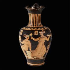 Oinochoe. Magna Grecia. s. IV a. C