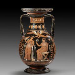 Pelike. S. IV a.C. Ceramica Griega. 1
