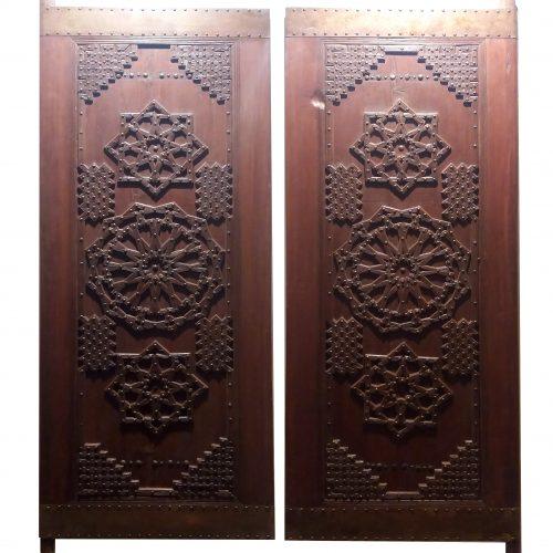 Puertas s. XVIII