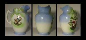 4. Acabado del Proceso de Restauración Jarra Porcelana