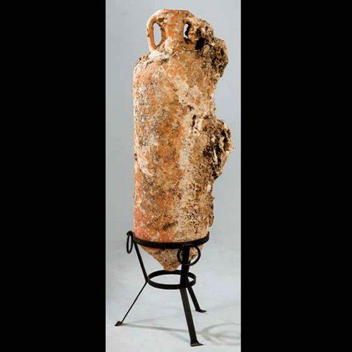 Anfora de mar. Ceramica. Romana s. I d.C._ArR.25