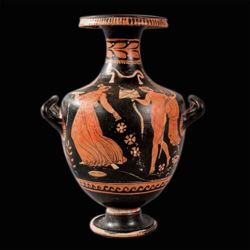 Hydria. Magna Grecia s. IVa.C_ArG.8