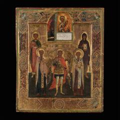 Icono. Ruso. S. XIX