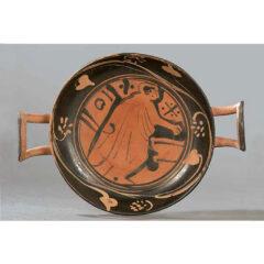 Kylix s.IV a.C. Magna Grecia.1