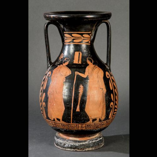 Pelike s.IV a.C. Magna Grecia_rev.